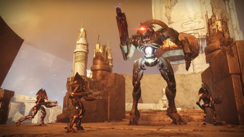 """D2 - """"Curse of Osiris"""" 06"""