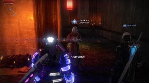 Titan with Tyra Karn